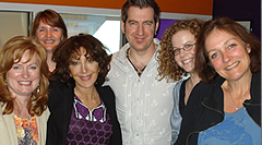 Andrea Martin group photo